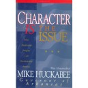 Character Is the Issue