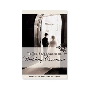 Wedding Covenant Booklet