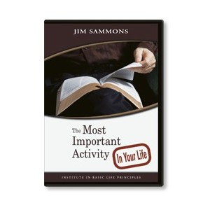 Most Important Activity in Your Life (DVD)