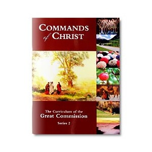 Commands of Christ Series Book 2
