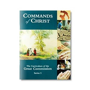 Commands of Christ Series Book 5