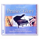 To God All Praise and Glory Vol. I (CD)