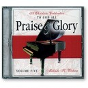 To God All Praise and Glory 5 (CD)
