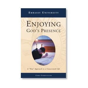 Enjoying God's Presence