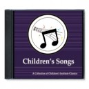 CD - Children's Songs from Children's Institute Collection