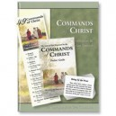 Commands of Christ Memorization and Meditation Tool Set