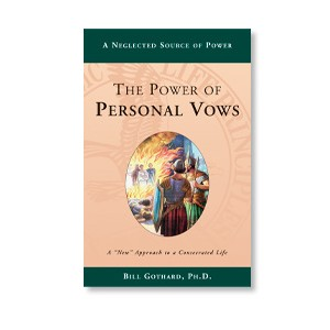The Power of Personal Vows