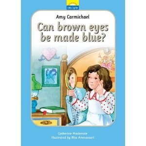 Can Brown Eyes Be Made Blue? A Carmichael