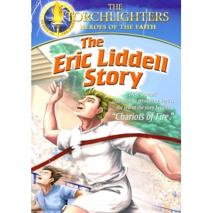 Eric Liddell - DVD Torchlighters