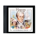 Heroes of the Faith: Adoniram Judson Audiobook (CD)