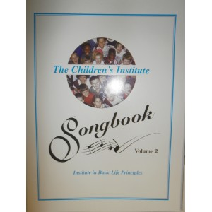 CI Song Book Vol. 2